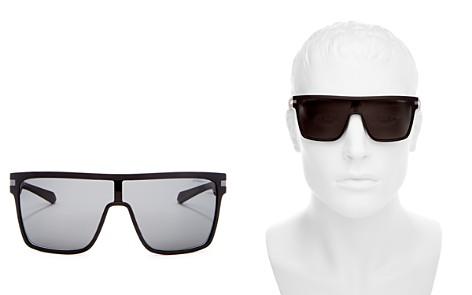 Polaroid Men's Polarized Shield Sunglasses, 99mm - Bloomingdale's_2