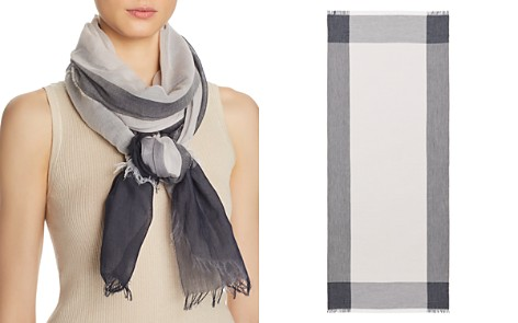 AQUA Liberty Scarf - 100% Exclusive - Bloomingdale's_2