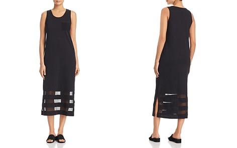Lisa Todd Mesh-Stripe Midi Dress - Bloomingdale's_2