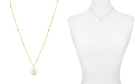 """Argento Vivo Moon Mother-of-Pearl Pendant Necklace, 16"""" - Bloomingdale's_2"""