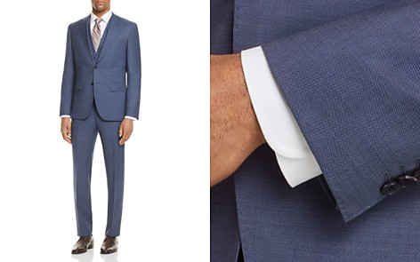 BOSS Micro Birdseye Regular Fit 3-Piece Suit - Bloomingdale's_2