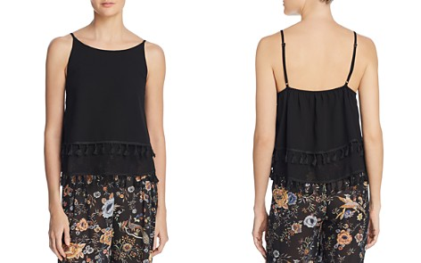 Molly Bracken Tasseled Tank - Bloomingdale's_2