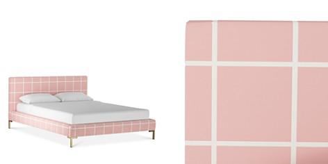 Sparrow & Wren Brooks Queen Platform Bed - 100% Exclusive - Bloomingdale's_2