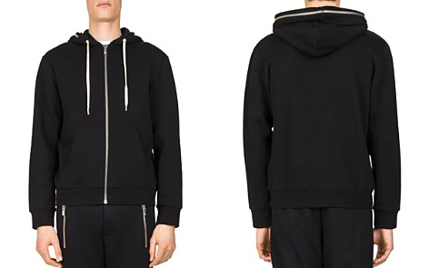 The Kooples Zip Hoodie - Bloomingdale's_2