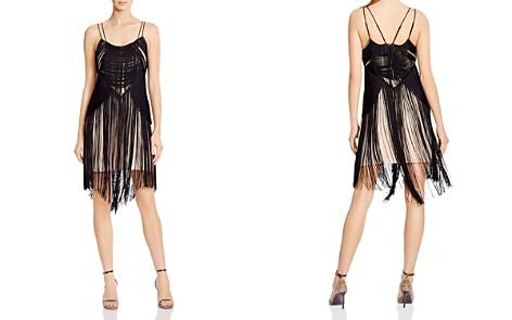 Haute Hippie Lawless Fringed Dress - Bloomingdale's_2