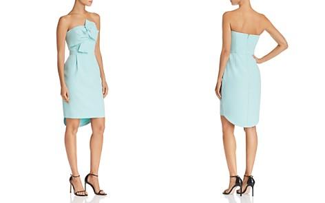 Adelyn Rae Krissy Strapless Bow Dress - Bloomingdale's_2