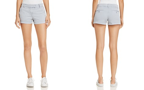 Theory Bennie Tailored Shorts - Bloomingdale's_2