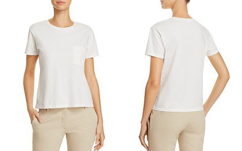 Theory Petya Relaxed Tee - Bloomingdale's_2