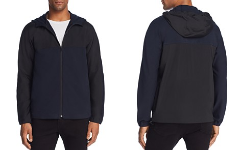 Theory Color-Blocked Tech Zip Hoodie - Bloomingdale's_2