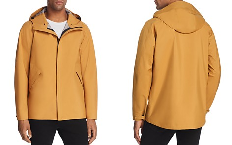 Theory Mitchell Three-Layer Poplin Hooded Jacket - Bloomingdale's_2