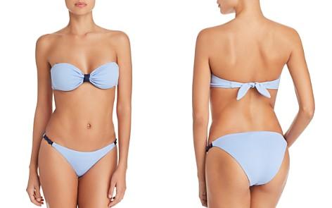 Eberjey So Solid Lulu Top & Perry Bikini Bottom - Bloomingdale's_2