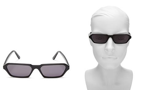 Illesteva Women's Baxter Rectangle Sunglasses, 51mm - Bloomingdale's_2