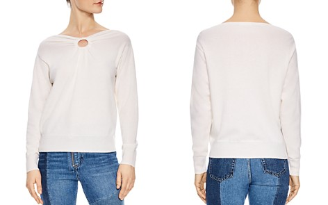 Sandro NEIGE Sweater - Bloomingdale's_2