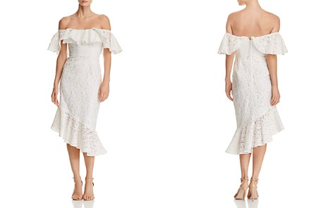 C/MEO Collective Need You More Off-the-Shoulder Dress - 100% Exclusive - Bloomingdale's_2