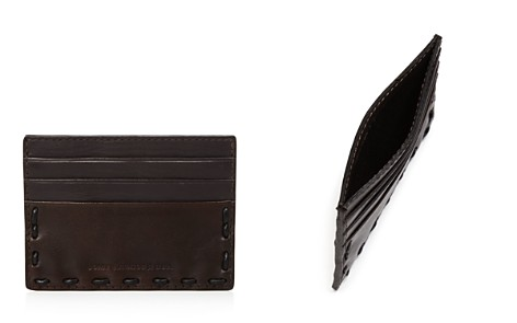 John Varvatos Star USA Marble Stained Leather Card Case - Bloomingdale's_2