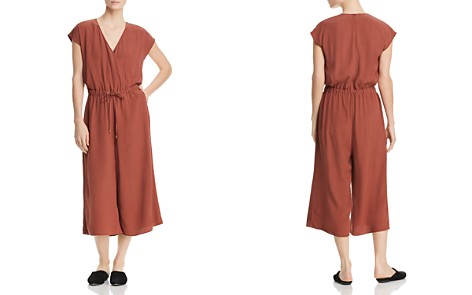 Eileen Fisher Wide Leg Jumpsuit - Bloomingdale's_2