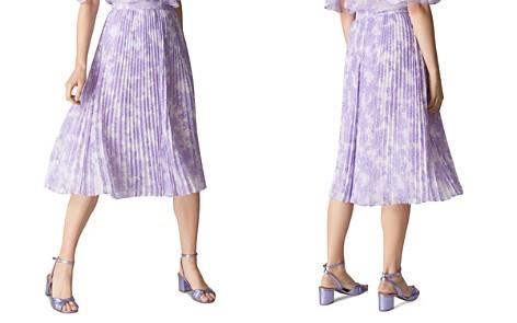 Whistles Batik Lily Pleated Skirt - Bloomingdale's_2