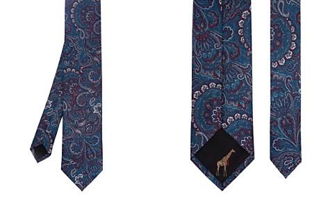 Ted Baker Belgium Paisley Skinny Tie - Bloomingdale's_2