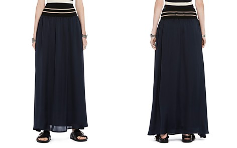 Scotch & Soda Side-Slit Maxi Skirt - Bloomingdale's_2
