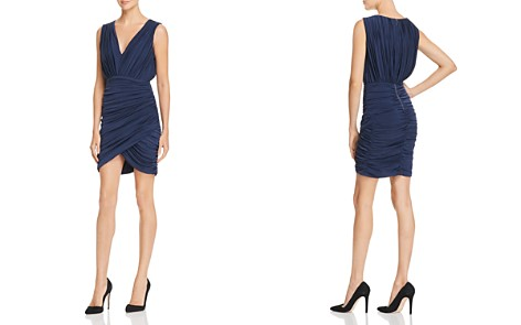 Alice + Olivia Damia Ruched Dress - Bloomingdale's_2