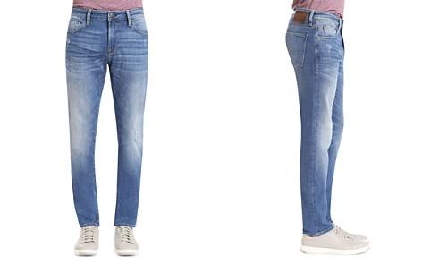 Mavi Jake Slim Fit Jeans in Authentic Vintage Blue - Bloomingdale's_2