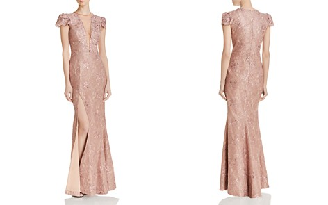 Dress the Population Mia Lace Gown - Bloomingdale's_2