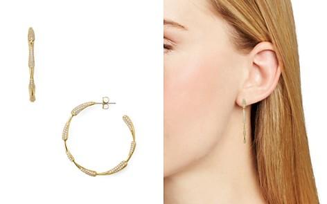 Nadri Dappled Drop Hoop Earrings - Bloomingdale's_2