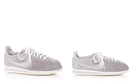 Nike Women's Classic Cortez Mesh Lace Up Sneakers - Bloomingdale's_2