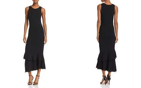 Theory Nilimary Knit Dress - Bloomingdale's_2