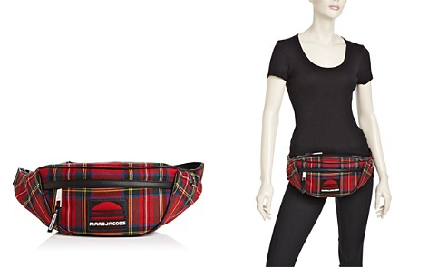 MARC JACOBS Sport Plaid Wool Belt Bag - Bloomingdale's_2