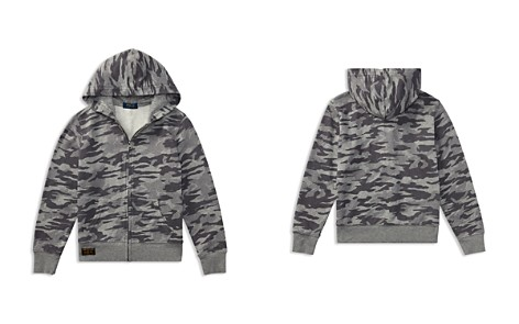 Polo Ralph Lauren Boys' Camo-Print French Terry Hoodie - Little Kid - Bloomingdale's_2