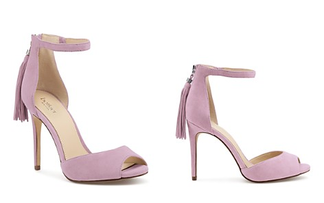 Botkier Women's Anna Suede Ankle Strap High-Heel Sandals - Bloomingdale's_2