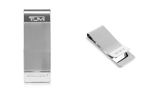 Tumi Ballistic Etched Money Clip - Bloomingdale's_2