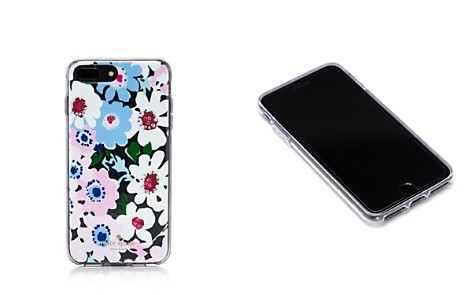 kate spade new york Jeweled Daisy Garden Clear iPhone 7/8 Plus Case - Bloomingdale's_2