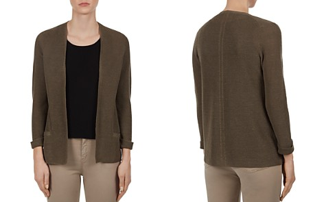 Gerard Darel Franklin Open-Front Cardigan - Bloomingdale's_2