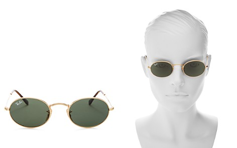 Ray-Ban Mirrored Round Sunglasses, 48mm - Bloomingdale's_2