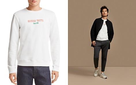 A.P.C. Gianno Tutti Crewneck Sweatshirt - Bloomingdale's_2