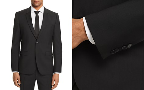 HUGO Aldons Slim Fit Basic Suit Jacket - Bloomingdale's_2
