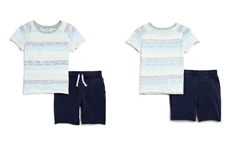 Splendid Boys' Striped Tee & Shorts Set - Little Kid - Bloomingdale's_2