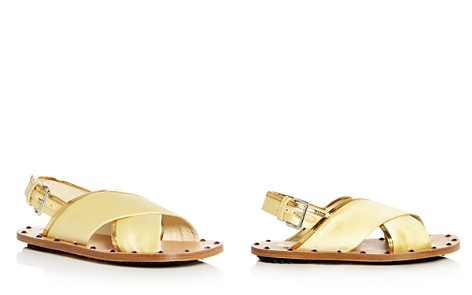 Marni Women's Samsy Satin Crisscross Slingback Sandals - Bloomingdale's_2