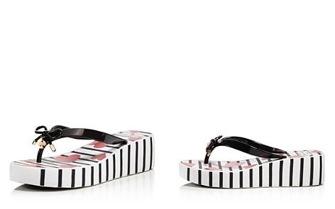 kate spade new york Women's Rhett Platform Thong Sandals - Bloomingdale's_2