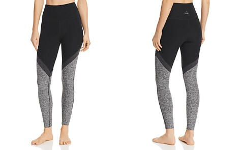 Beyond Yoga Color-Block Space-Dye Leggings - Bloomingdale's_2
