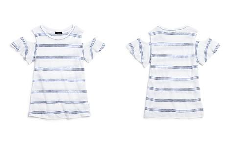 Rails Girls' Allie Striped Cold-Shoulder Tee - Little Kid, Big Kid - Bloomingdale's_2