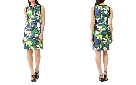 HOBBS LONDON Sita Floral Print Shift Dress - Bloomingdale's_2