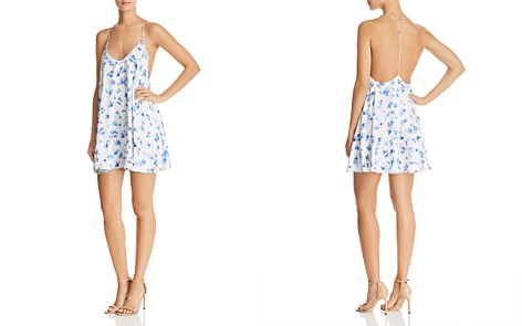 CAMI NYC Rori Silk Floral Slip Dress - Bloomingdale's_2