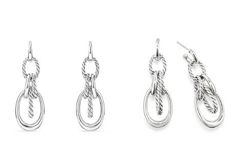 David Yurman Pure Form Drop Earrings - Bloomingdale's_2