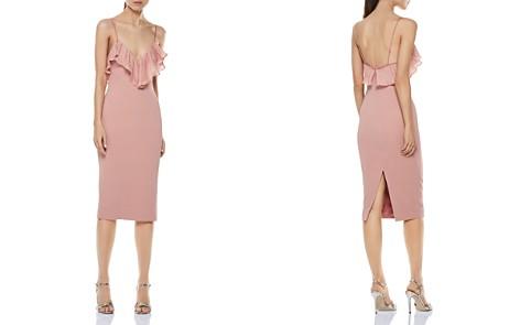 La Maison Talulah Charm Ruffle-Trimmed Dress - Bloomingdale's_2