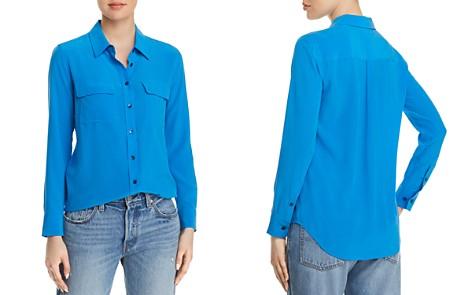 Equipment Slim Signature Silk Shirt - Bloomingdale's_2