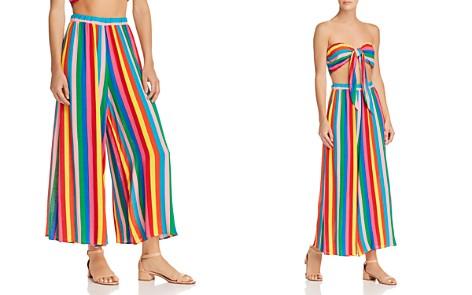 Show Me Your MuMu Explorer Striped Wide-Leg Pants - Bloomingdale's_2