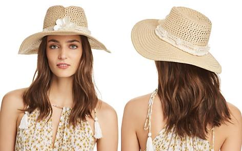 Eric Javits St Tropez Embellished Hat - Bloomingdale's_2